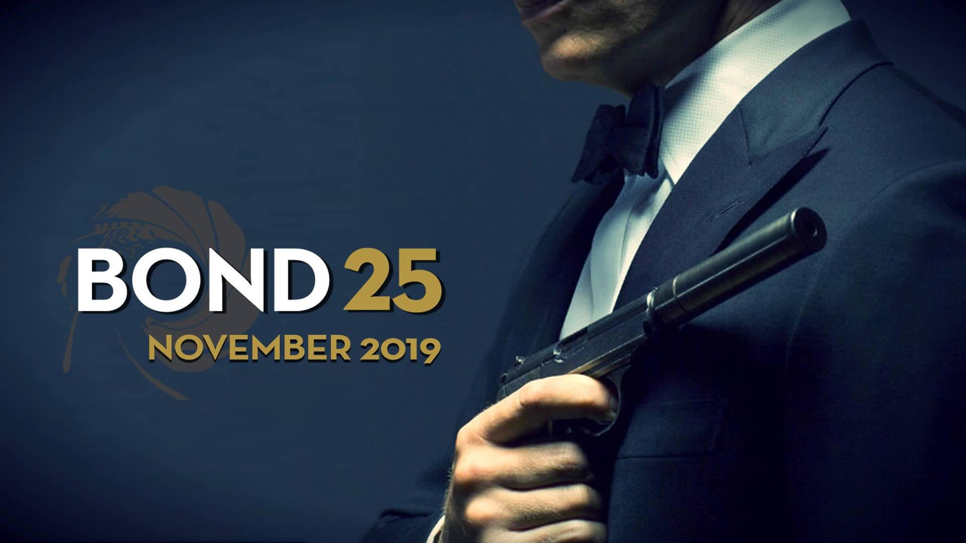 Affiche Bond 25