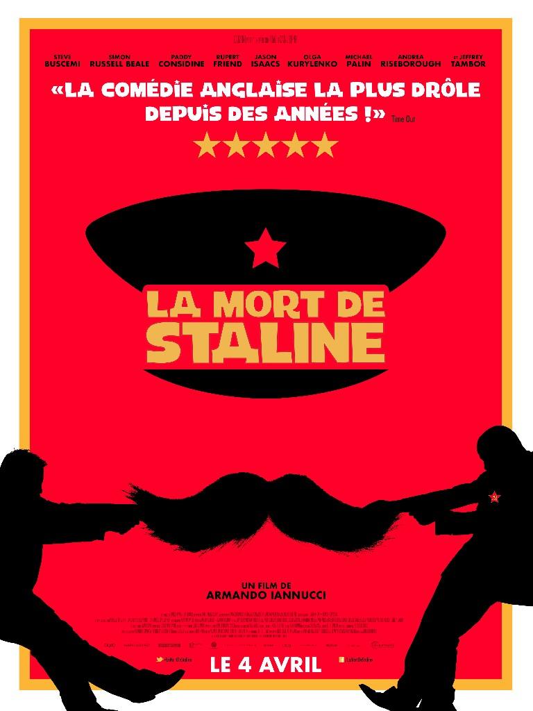 la mort de staline bande-annonce