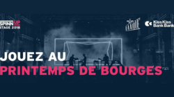 Spinnup Stage 2018 : jouez en live au Printemps de Bourges !