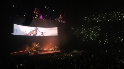 [Report] Harry Styles illumine l'AccorHotels Arena