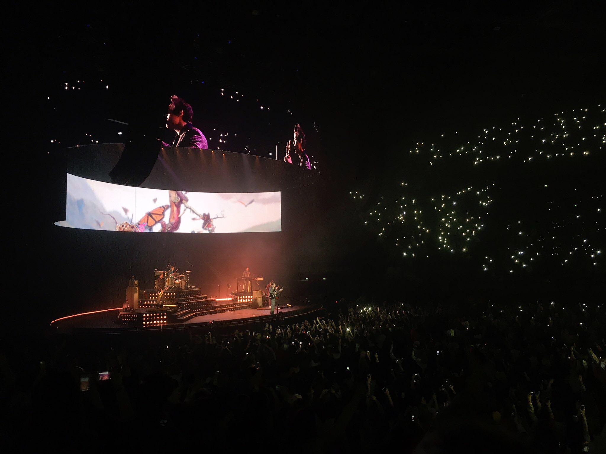 Harry Styles AccorHotels Arena