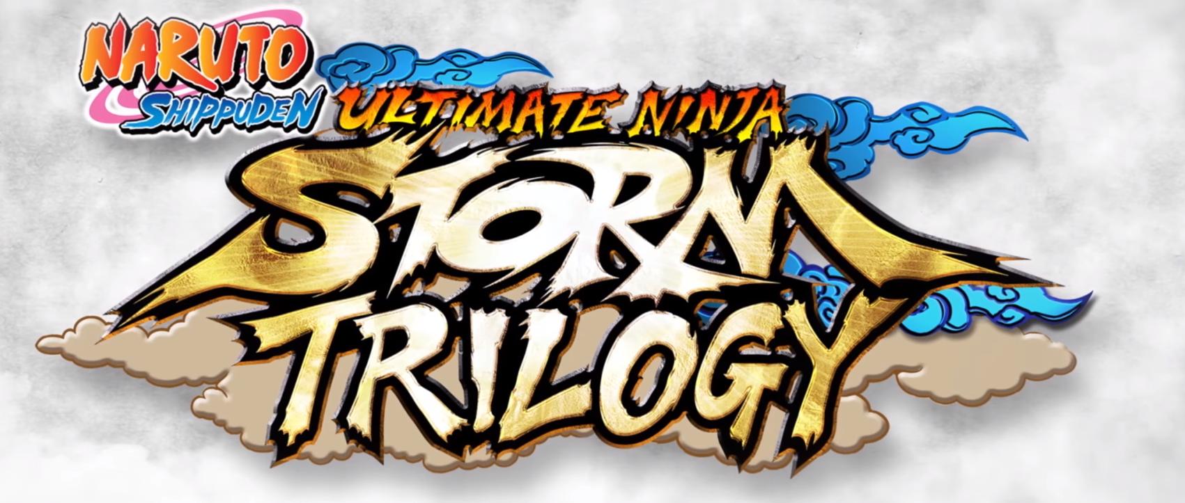 Naruto Shippuden Ultimate Ninja Storm Trilogy full