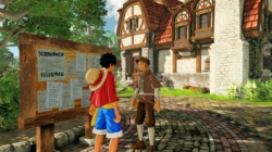 One Piece World Seeker : une nouvelle île à explorer