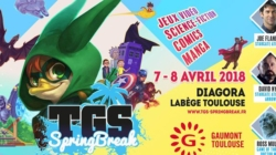 [Report] TGS Springbreak 2018 : retour sur la convention toulousaine !