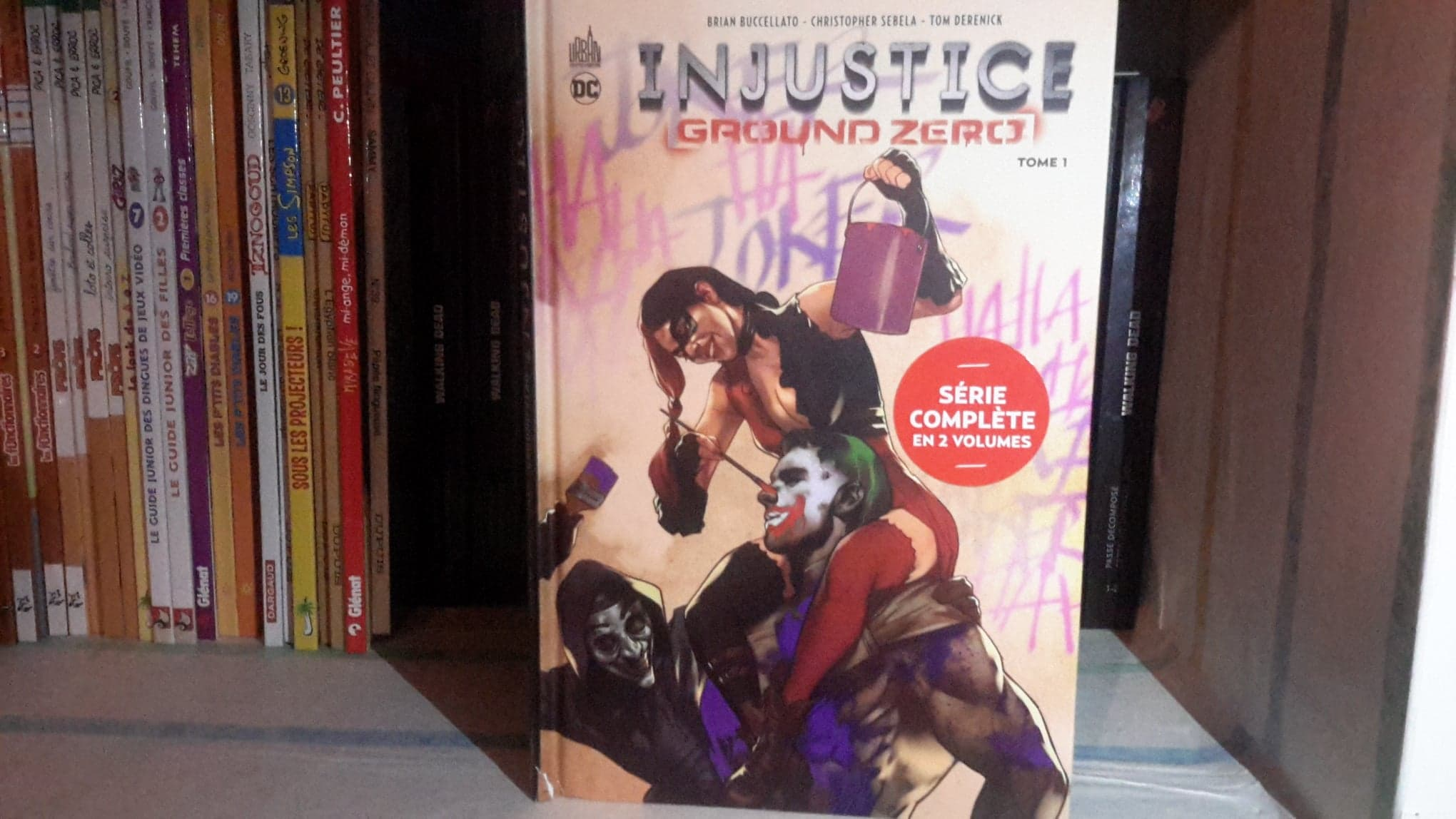 Injustice : Ground Zero