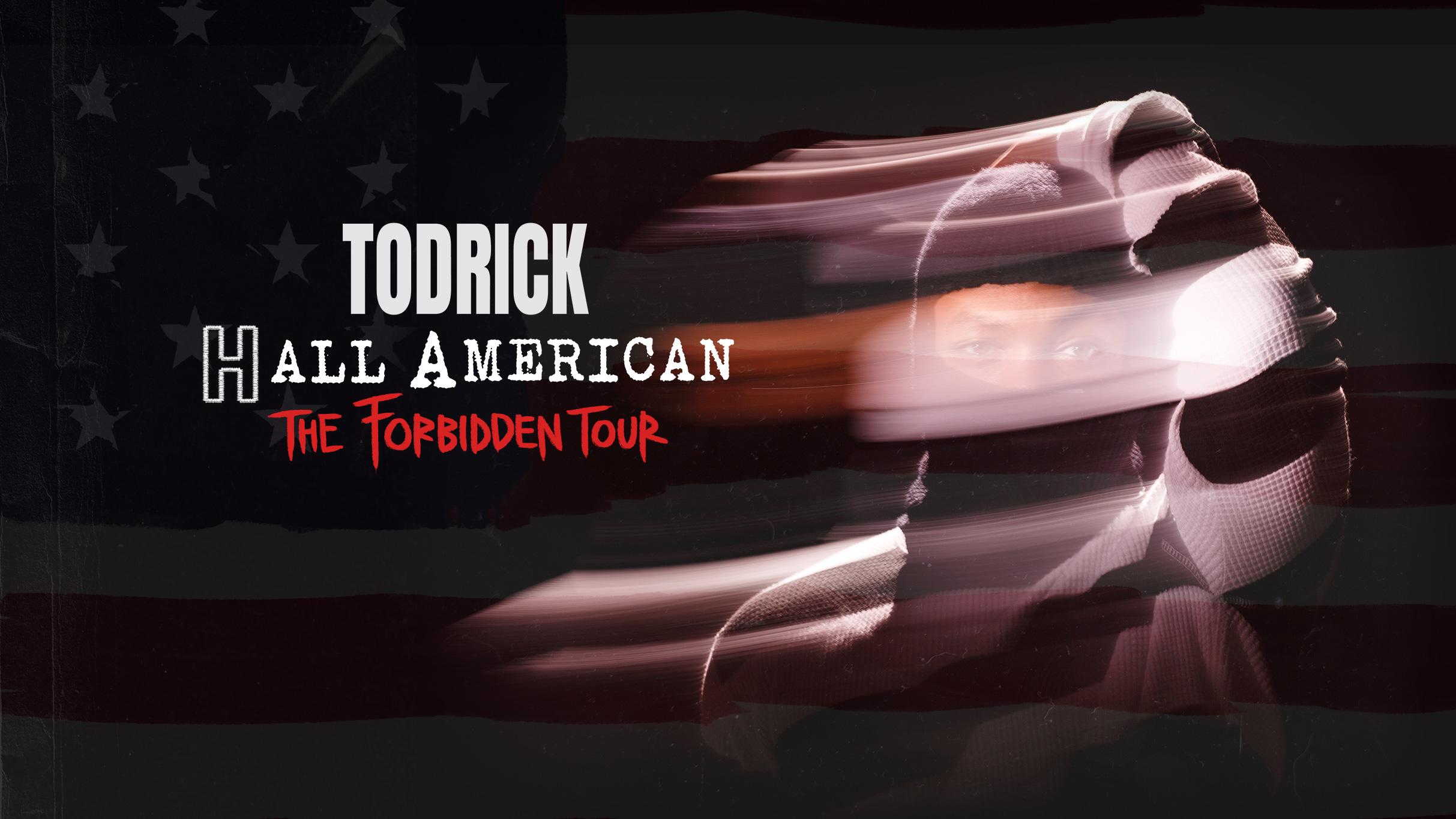 Todrick Hall Forbidden Tour