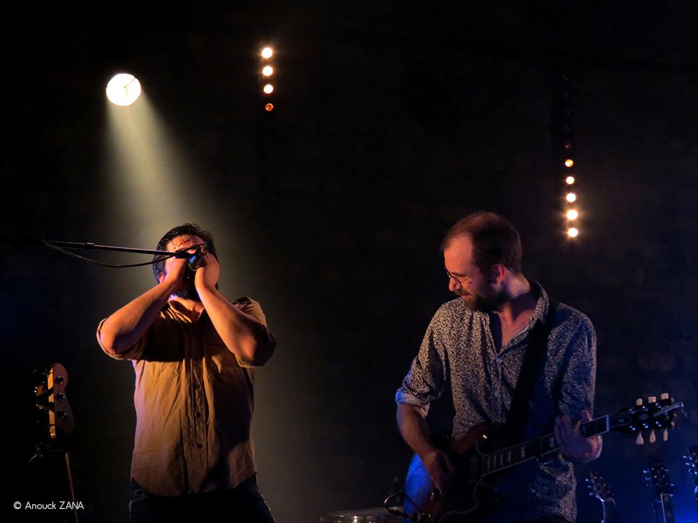 Jeff - Gunnar harmonica