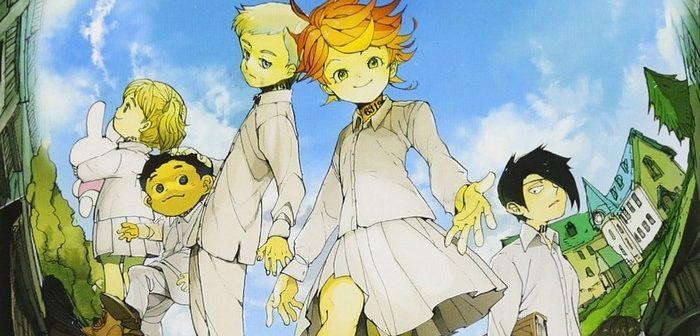 The Promised Neverland sera adapté en anime !