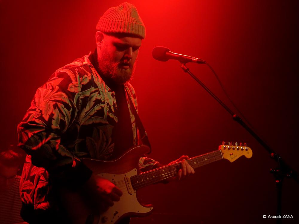 Tom Walker-red
