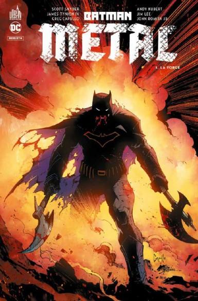 batman metal urban comics