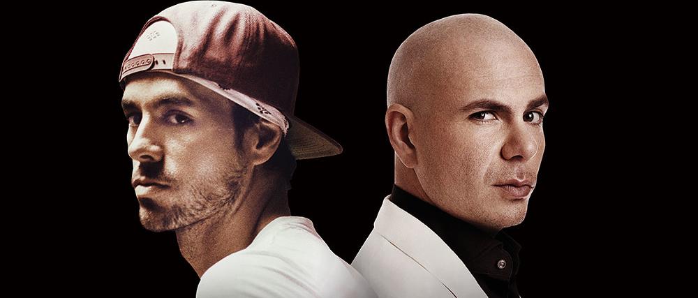 Enrique Iglesias feat. Pitbull : Découvrez le CLIP de «Move To Miami» !