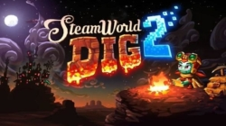 SteamWorld Dig 2 est disponible sur PlayStation 4 !