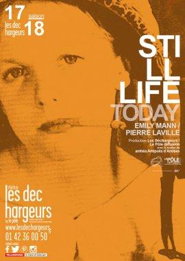 Critique : STILL LIFE / PROVIDENCE au Théâtre des Déchargeurs