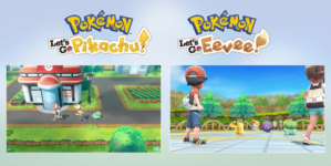 Pokemon let's go Pikachu et Pokemon let's go Evoli confirmé !