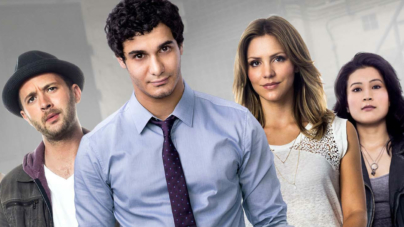 Scorpion : la saison 3 sort en coffrets dvd !
