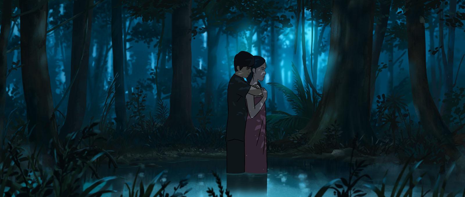 Festival du film d'animation d'Annecy Funan Festival film animation annoy 2018 Denis Do Cristal meilleur long métrage
