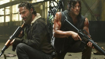 Andrew Lincoln quitte officiellement The Walking Dead