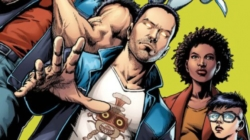 Critique « Harbinger Renegade » de Bliss comics