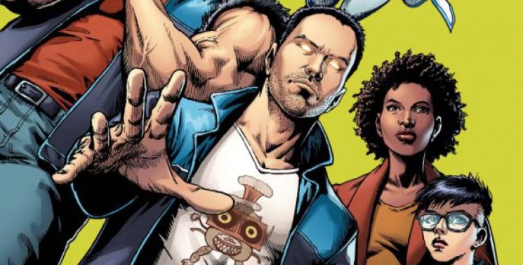 Critique « Harbinger Renegade » de Bliss comics
