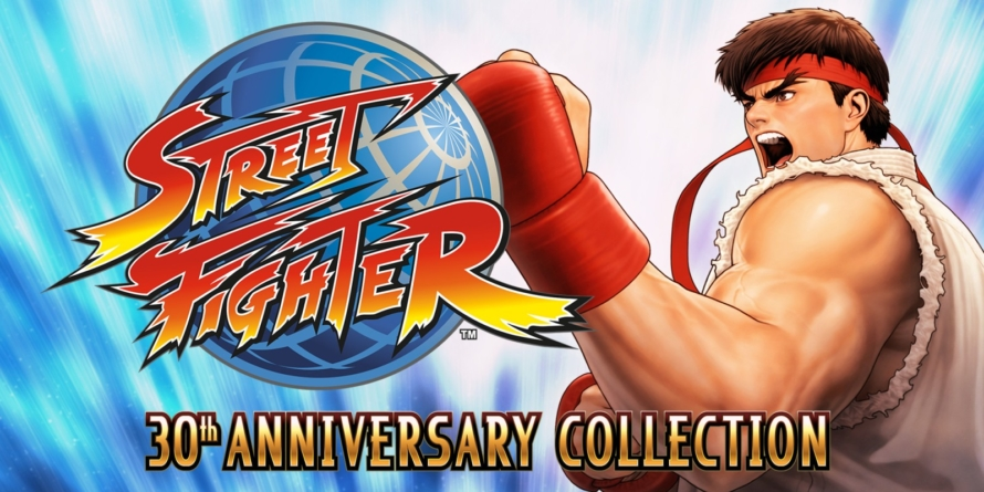 Street Fighter 30th anniversary collection : une compilation, le minimum syndical