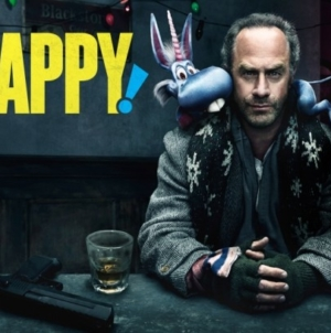 Critique «Happy!» S1 (Netflix): Le plus tordu des Noël.