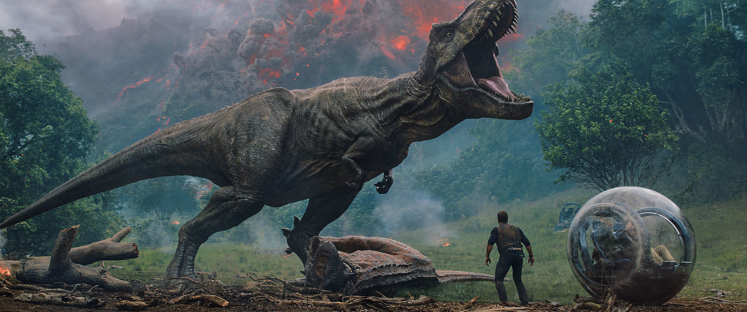 Jurassic World 2 : un film engagé ?
