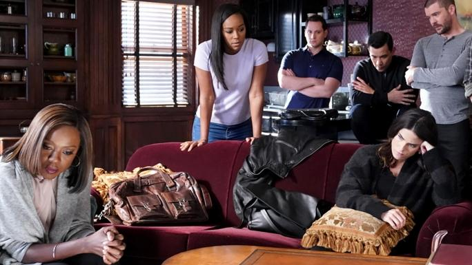 HTGAWM How To Get Away With Murder Séries US Serie Lawyer Viola Devis