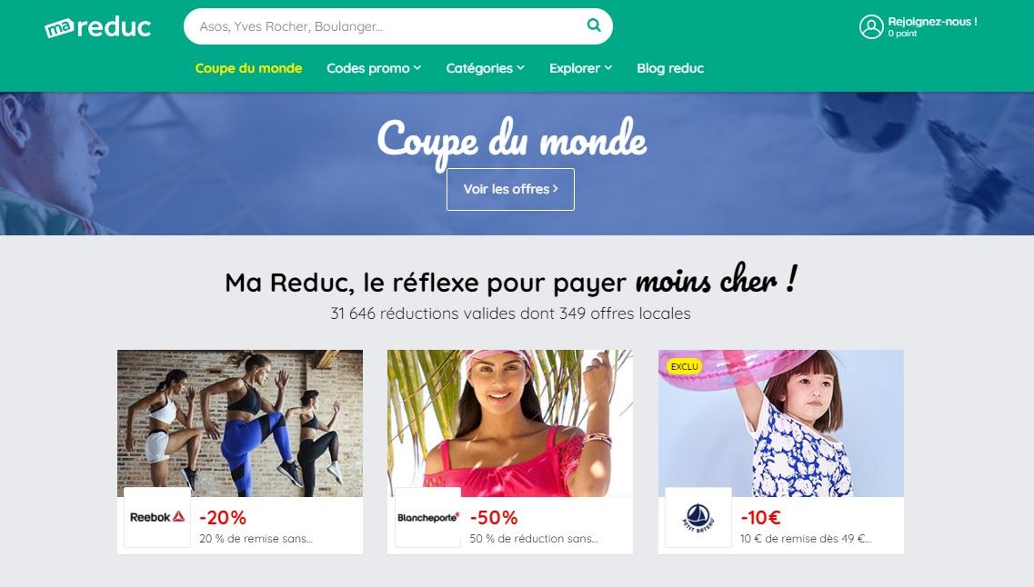 Ma-reduc.com home