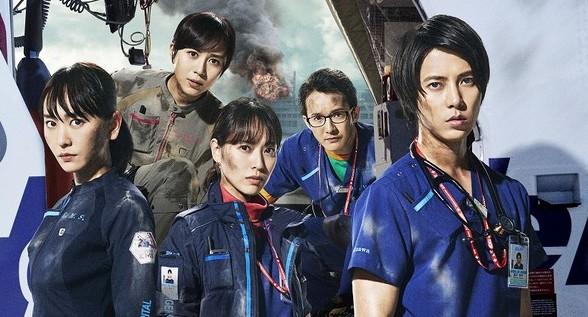 «Code Blue» : notre fine équipe de médecin reprend du service dans un film !