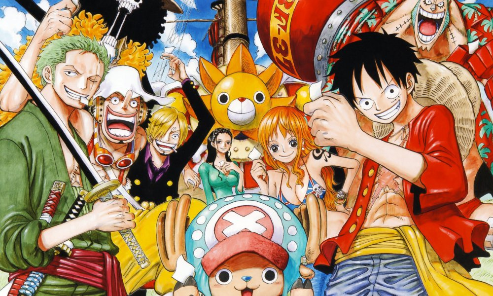 One Piece sur crunchyroll