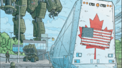 Critique de « We Stand on Guard » de Brian K. Vaughan et Steve Skroce