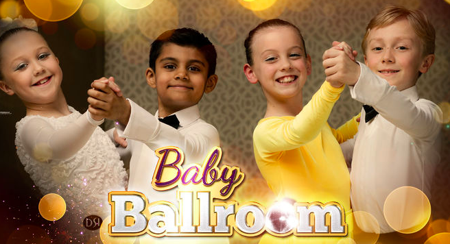 Critique « Baby Ballroom » S1 (Netflix): introduction à la danse de salon !