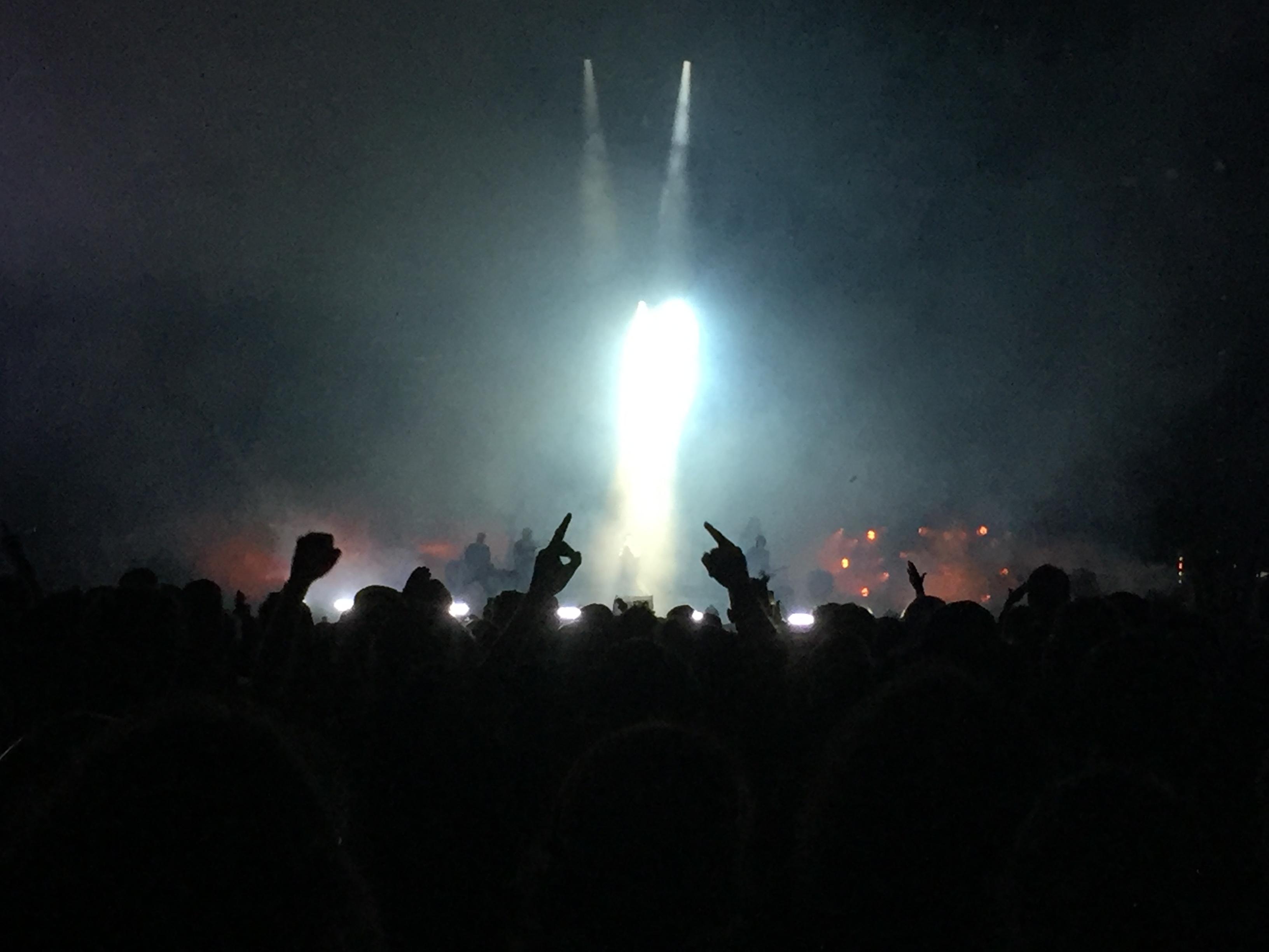 Concert fin 2018