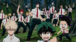 « My Hero Academia » (S3) : l'épisode 20 sera lié au film « Two Heroes » !