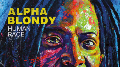 Le nouvel album d'Alpha Blondy « Human Race » est sorti !