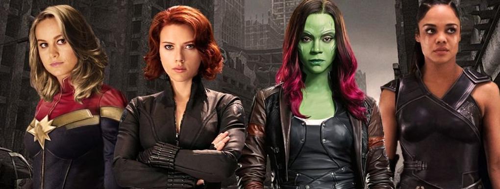 Plusieurs films de super-héroïnes prévus par Marvel