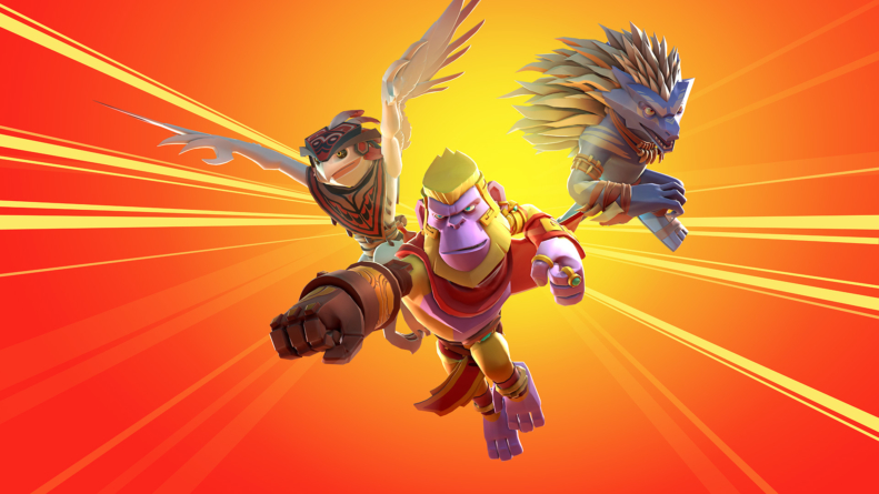 [test] Brawlout : There is a new challenger [or not]