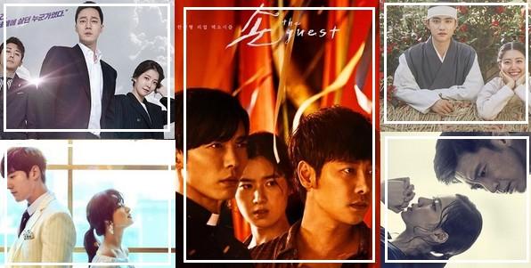 k-drama septembre 2018