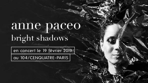 Anne Paceo annonce son nouvel album Bright Shadows en musique