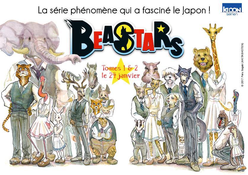 Beastars full
