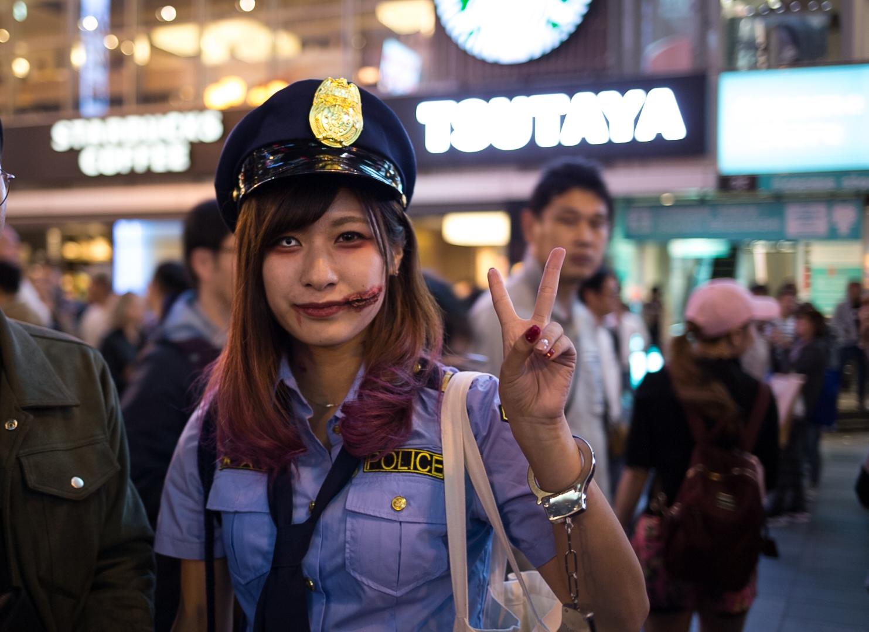Halloween au Japon Dotonbori