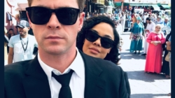 « Men In Black 4 » : fin de tournage pour Hemsworth et Thompson
