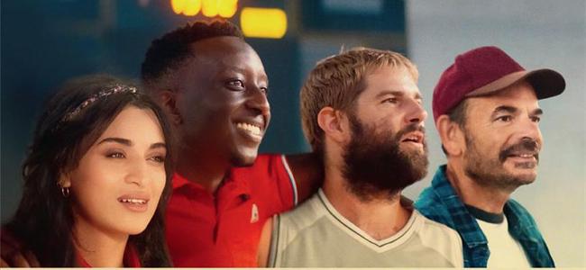 Affiche du film « Chacun pour tous »