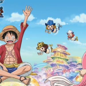 De One Piece à Aki Kuroda, l'Aquarium de Paris s'ouvre au Japon!