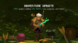 Adventure Update pour Moonlighter : ajout de contenus et new game +