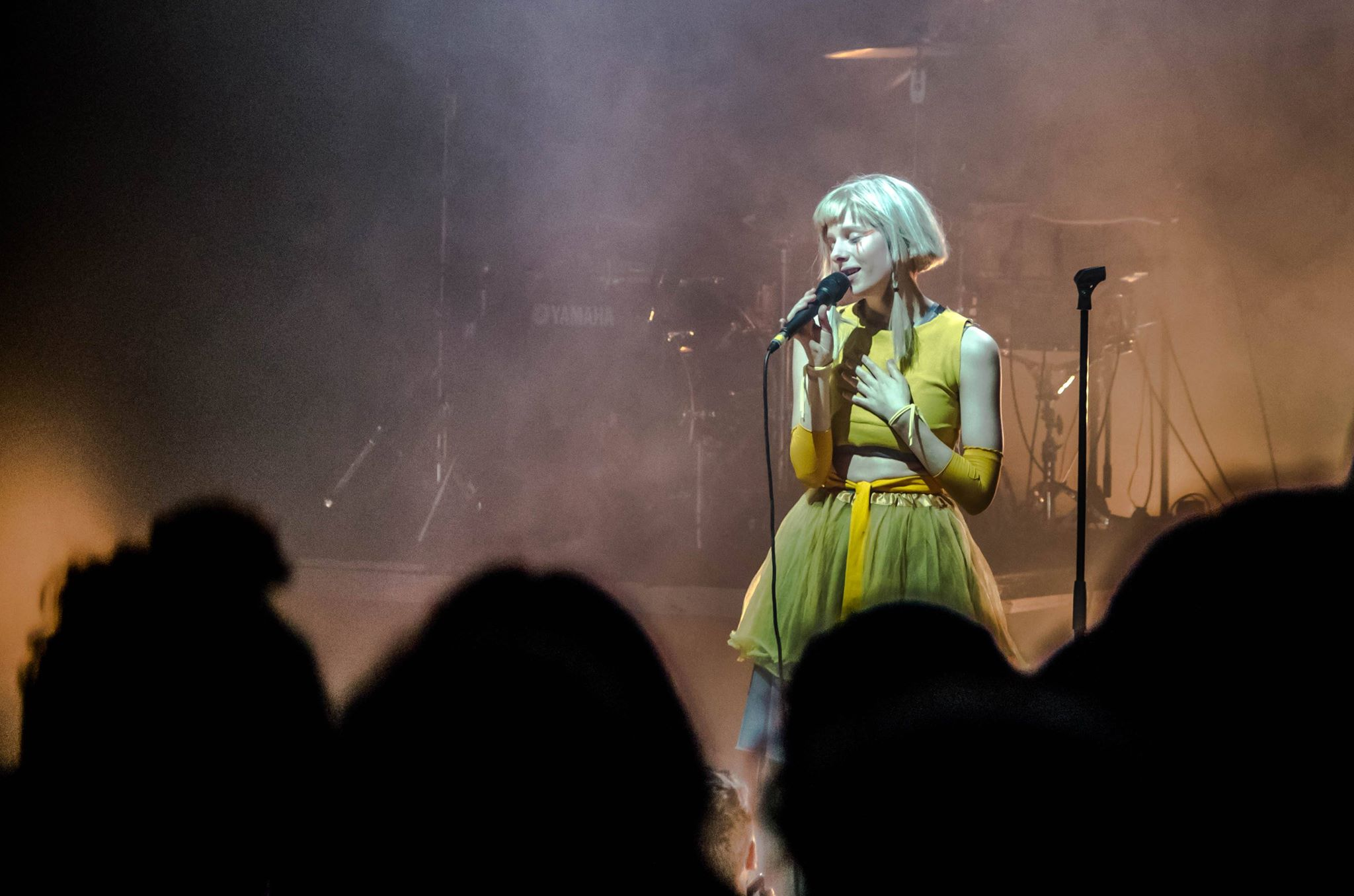Aurora La cigale2018 ©Ludivine Pellissier
