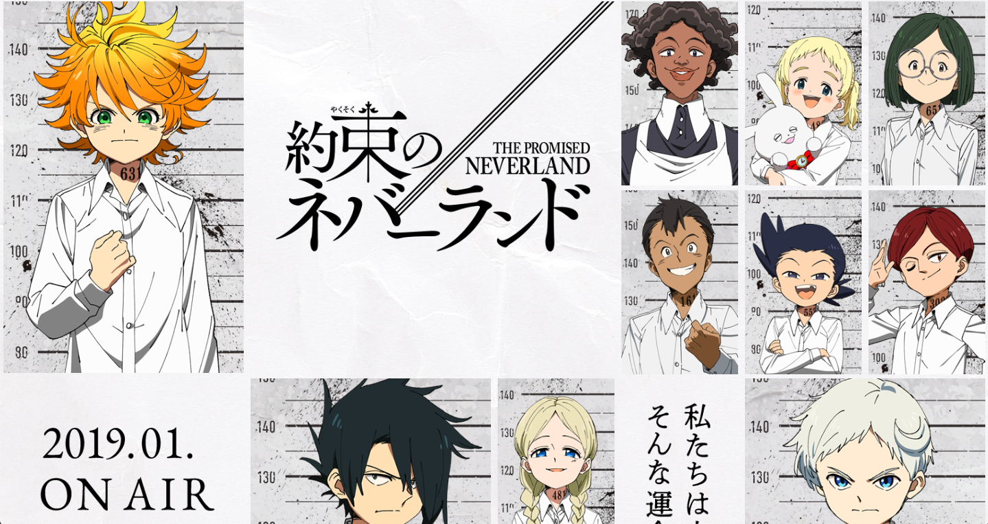 The Promised Neverland TV