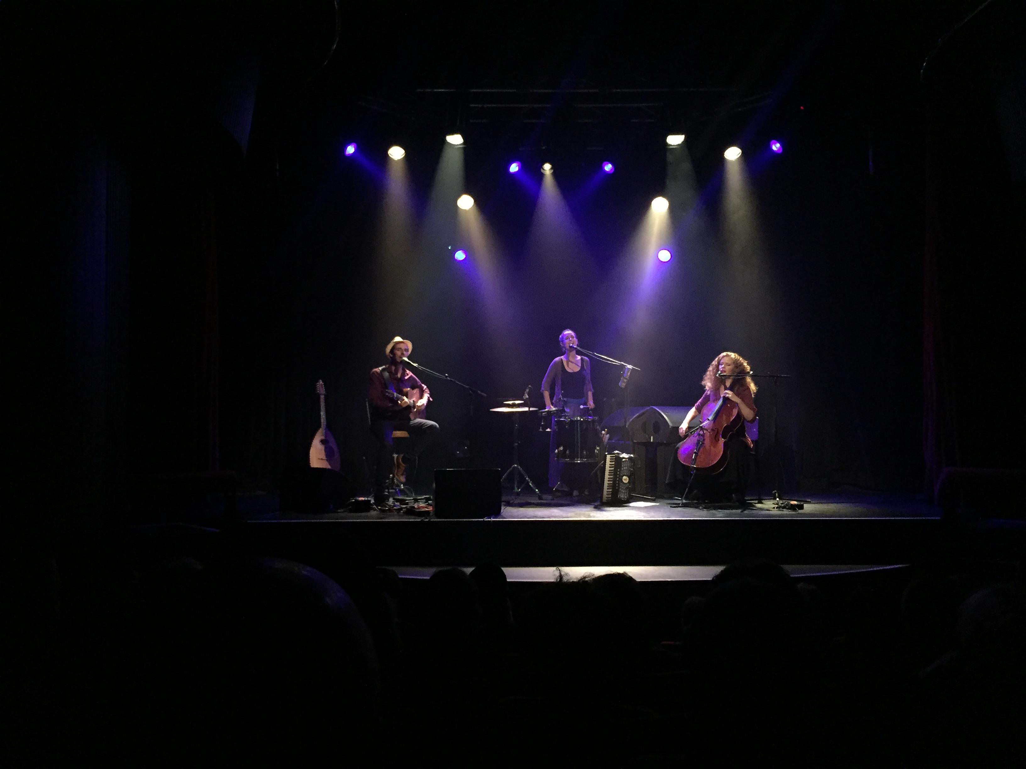 Joulik concert