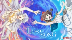 Critique « Lost Song » (Netflix) : un anime enchanteur à bien des égards !