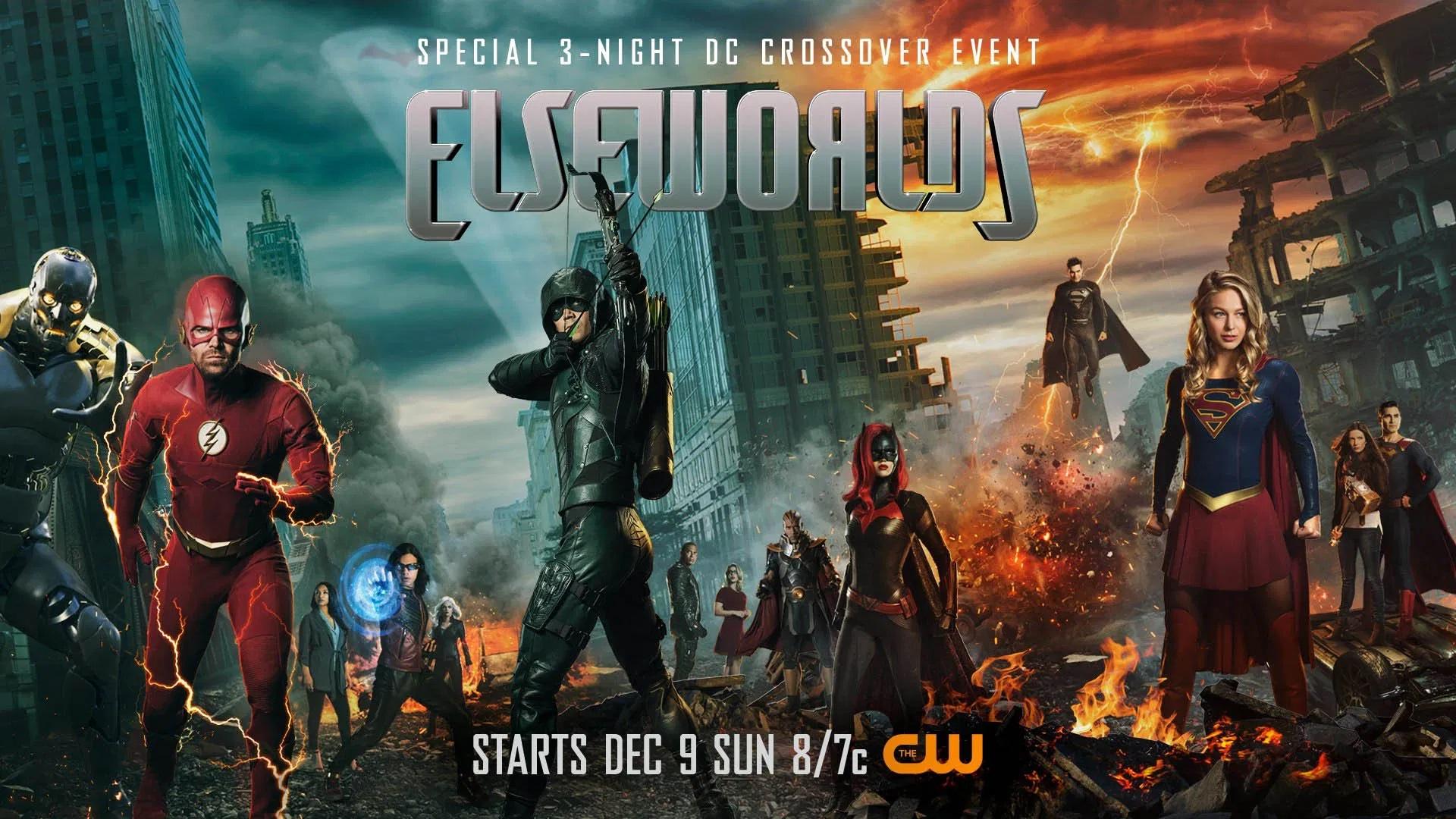 Crossover Elseworlds